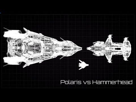 Hammerhead, Polaris, Carrack ... Lequel choisir ?