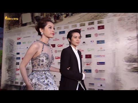 Chi Pu, Gil Lê, Angela Phương Trinh, Hoa hậu Đỗ Mỹ Linh 'đổ bộ' đêm khai mạc LHP Quốc tế Hà Nội 2016