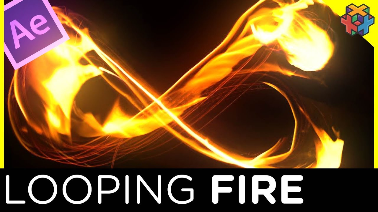 How to SEAMLESSLY Loop your Fire Assets in After Effects