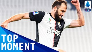 Ronaldo sets up Higuain for 3-0! | Juventus 4-0 Lecce | Top Moment | Serie A TIM