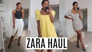 ZARA HAUL | SUMMER EDITION