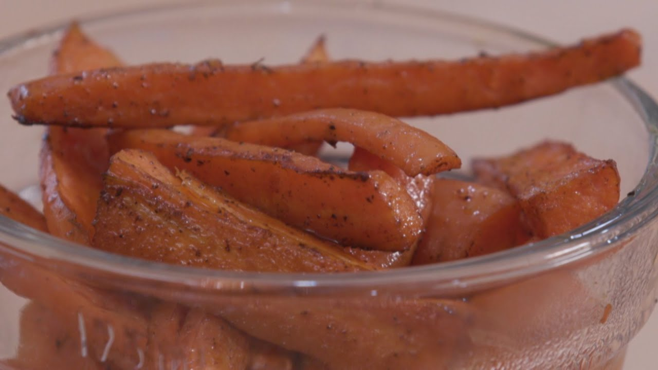 Food Factor: Balsamic Roasted Carrots