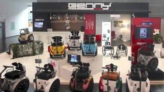 Paolo Badano Genny Mobility Story