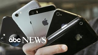 Apple apologizes for slowdown of older model iPhones