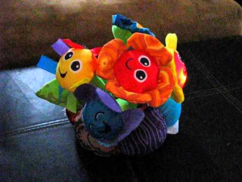 Lamaze Musical Plush Flower Pot Toy