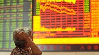 Shanghai Composite Index Takes Beating: Joe Weisenthal's Killer Chart