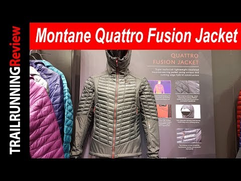 a580328f0 Montane Quattro Fusion Jacket Preview - YouTube