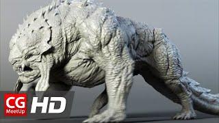"CGI VFX Breakdown HD ""Thor: The Dark World Frost Beast "" by Luma Pictures | CGMeetup"