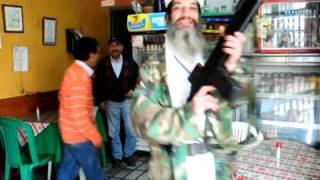 Heure de gloire pour le sosie de Ben Laden en Colombie
