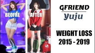 gfriend yuju pierdere în greutate mănâncă hârtie de țesut pierde în greutate