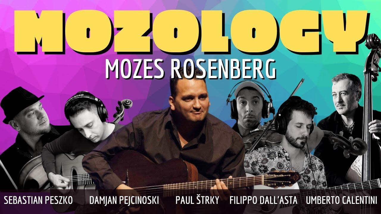 Mozology with Mozes Rosenberg