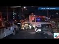 Choque el el segundo piso de periferico deja 2 heridos Video Accidente