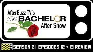 The Bachelor Season 21 Episodes 12 & 13 Review & After Show | AfterBuzz TV