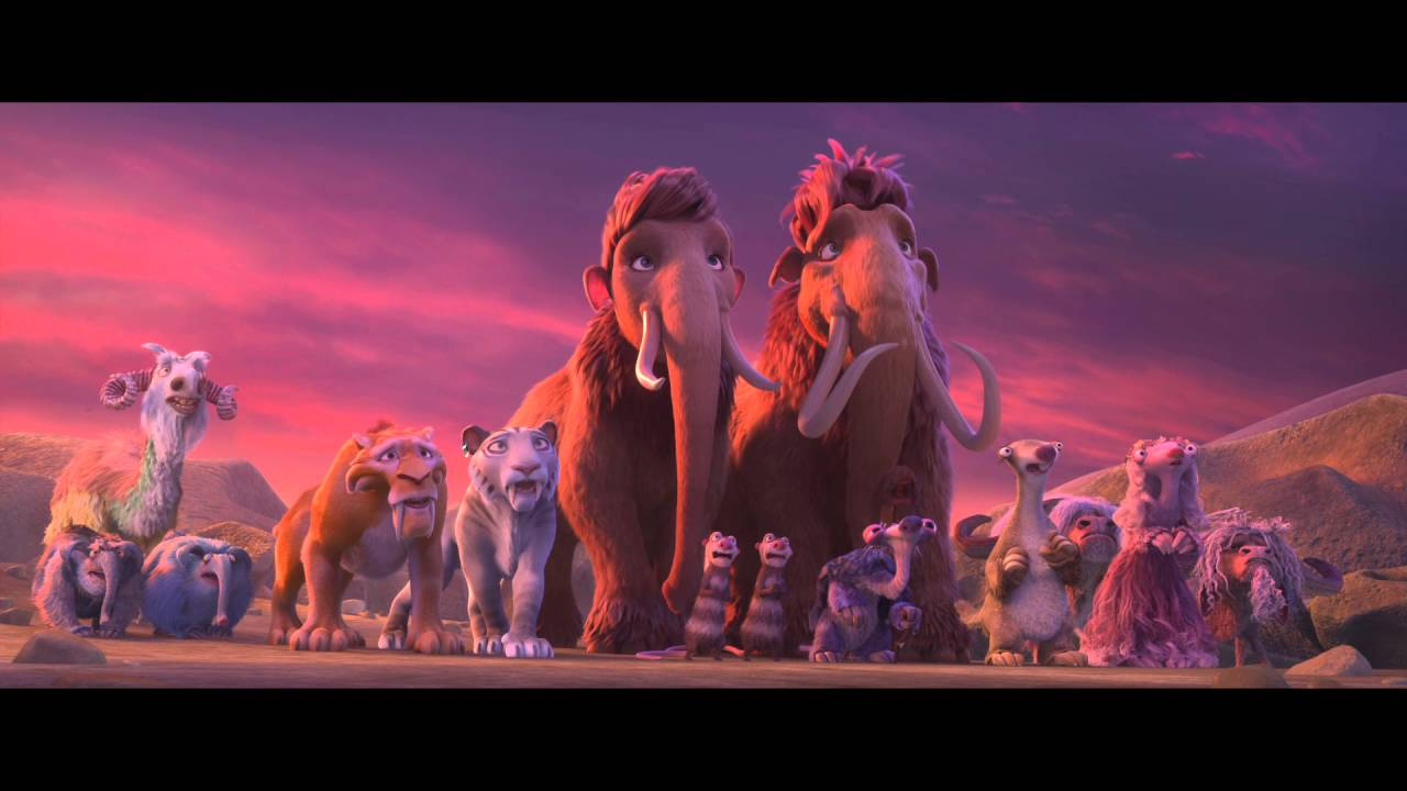 Ice Age Collision Course Official Hd Trailer 3 2016 Youtube
