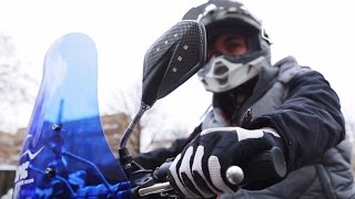 Полицейский электромотоцикл   Россия   Телеканал «Страна»