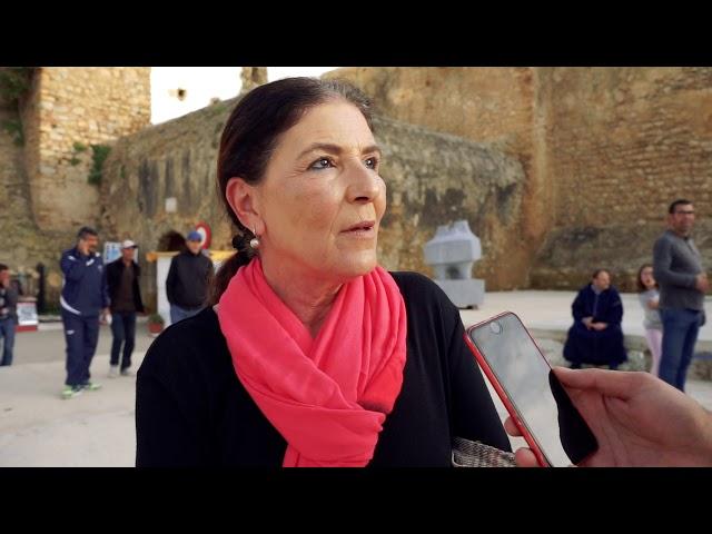 الورش الدولي للنحت بالمملكة المغربية - الدورة السادسة
