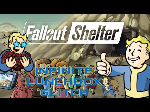 Fallout Shelter INF Lunchbox *Glitch* For ALL Devices And Consoles