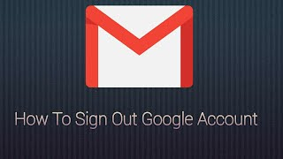how to sign out your google account from redmi phone