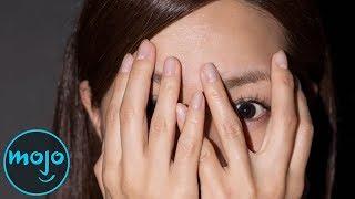 Top 10 Phobias Hardest to Avoid