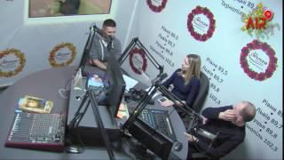 Алім Алієв на радіо FM Галичина