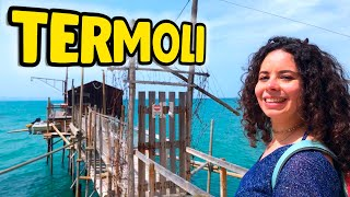 Termoli - As belezas do Mar Adriático - A RUA MAIS ESTREITA DA ITÁLIA #termoli