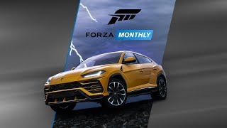 Forza Monthly | December