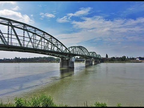 Geocaching - GC14C7X - Elizabeth Bridge - Komárno - Slovakia