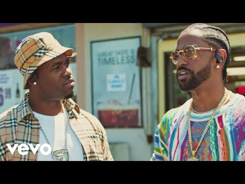 Смотреть клип Big Sean - Bezerk Ft. A$Ap Ferg, Hit-Boy