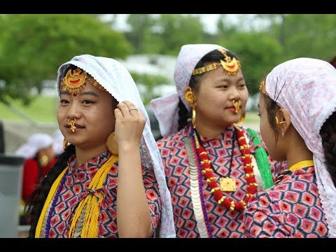 Bhutanese Kirat Rai (Yayokkha) Organization of America, Inc. (BKROA) presents Rai Song - Bungwa Bara