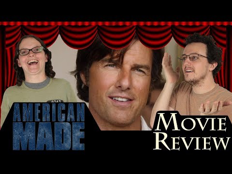 American Made (2017) -- Movie Review | NO SPOILERS