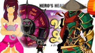 NEW WHEEL OF DOOM?!? AQW AdventureQuest Worlds