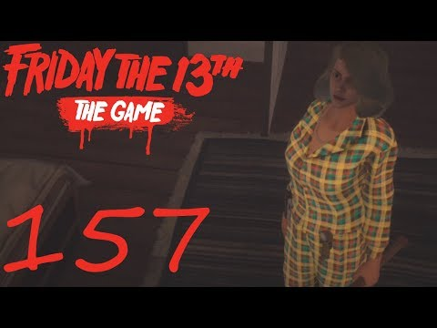 [157] BRAND NEW UPDATE + THE RETURN! (Friday The 13th The Game)
