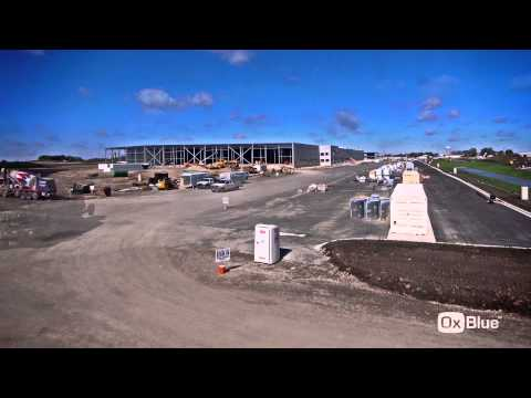 UNFI Organic Foods Distribution Center Construction
