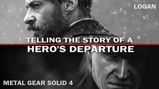 Logan vs. Metal Gear Solid | Telling the Story of a Hero's Departure