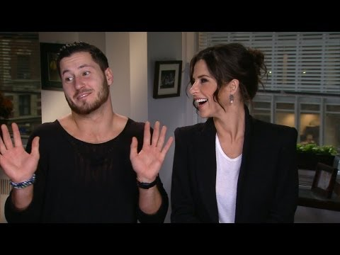 Why Val Wanted to Be Paired with Bristol Palin