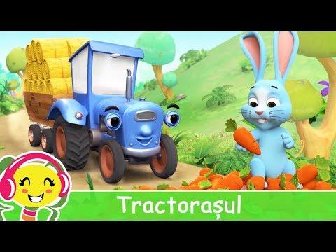 Tractorașul - Cantece pentru copii | CanteceGradinita