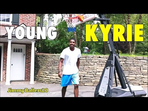 "When 18 years old ""Kyrie Irving"" was just an ordinary person back in 2010"