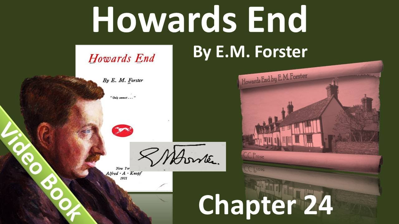 an analysis of the book howards end by em forster