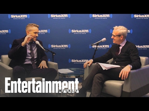 How Ryan Reynolds Was Forced To Do X-Men Origins | Entertainment Weekly