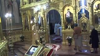 Inaltarea Domnului - Hramul Catedralei Episcopale din Slobozia - 21.05.2015
