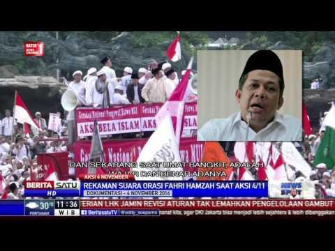 Fahri Hamzah: Jokowi Membuat Hati Umat Islam Tidak Nyaman