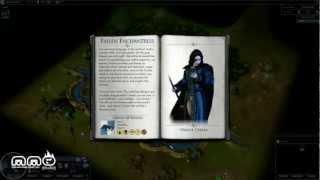 Elemental: Fallen Enchantress Gameplay