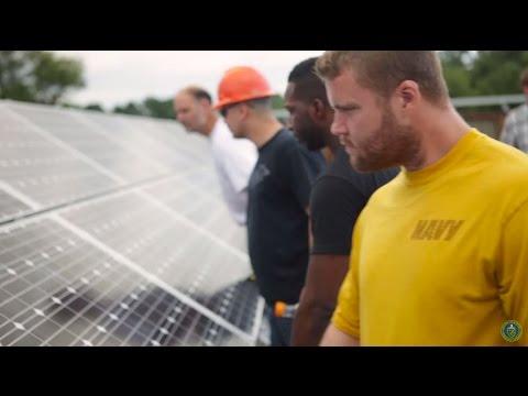 Solar Ready Vets Preparing Veterans For The Solar