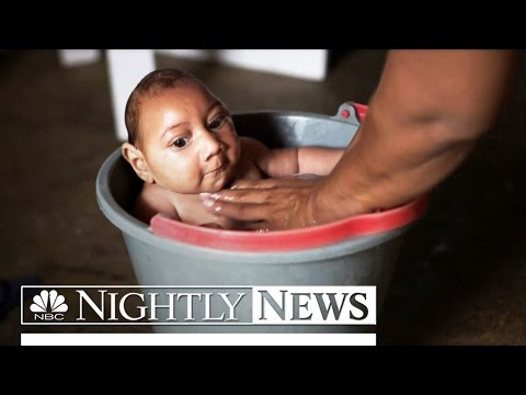 CDC: 'Zika Virus Is Scarier Than We Initially Thought' | NBC Nightly News