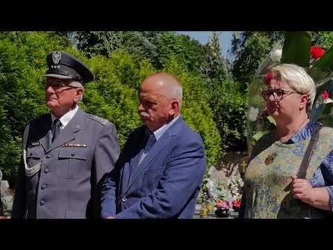 Odsłonięto tablicę upamiętniającą płk Eugeniusza Głowacza
