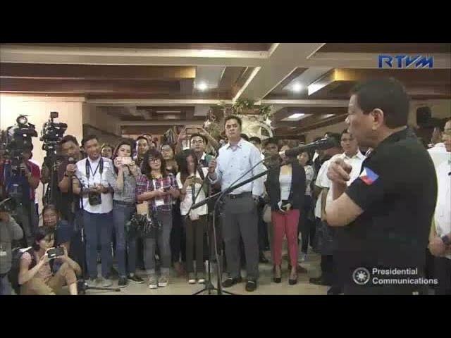 Duterte hurls expletives at Callamard after her remark on Kian slay