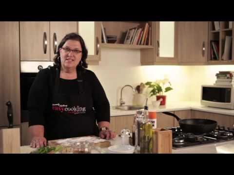 Easy Cooking - Upside Down Onion Tarte Tartin