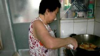 煮黃飯Nasi Kuning