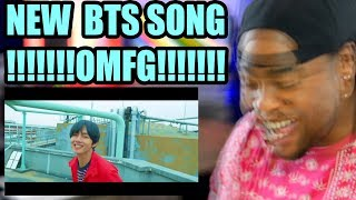 BTS EUPHORIA Theme of LOVE YOURSELF 起 Wonder 39 BLACK GUY REACTION