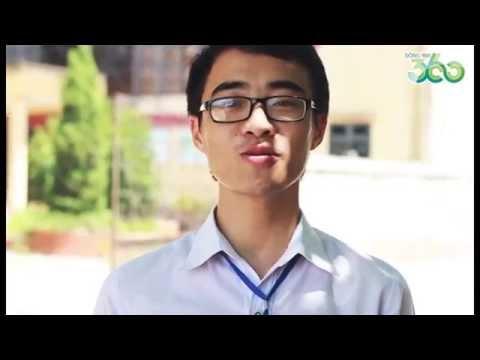 Đông Anh 360 - Phỏng vấn nhanh về buổi thi Văn của học sinh thi tốt nghiệp  THPT
